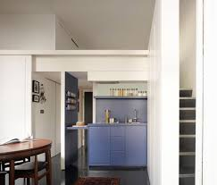 kitchen of the week a shape shifting studio apartment in london