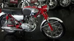 honda motorcycles 1965 honda cb160 for sale walk around video honda of