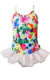 Seafolly Summer Garden - seafolly summer garden ballerina tutu swimsuit coastal culture