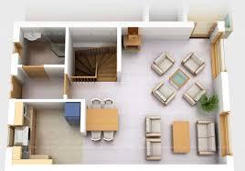 3d floor plan rendering 3d floor plan with furniture 3d floor plan norway