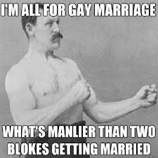 Manly Memes - the hilarious overly manly man meme 19 pics amazing facts