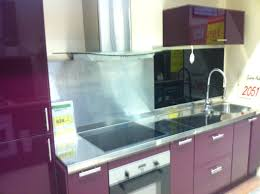 meuble de cuisine aubergine meuble de cuisine aubergine avec lova buffet de cuisine 120 cm
