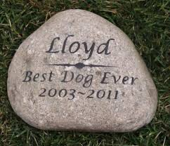 personalized memorial stones personalized pet memorial grave headstone marker 7 8