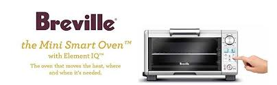 Breville Toaster Oven 650xl Amazon Com Breville Bov450xl Mini Smart Oven With Element Iq