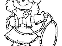 9 cowboy coloring pages free printable cowboy coloring pages