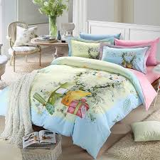 Light Blue Bed Comforters Pink And Blue Bedding Ktactical Decoration