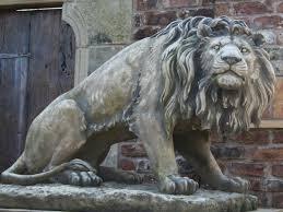 statue lions lions triton lion statue tritonstone 06 monte walsh