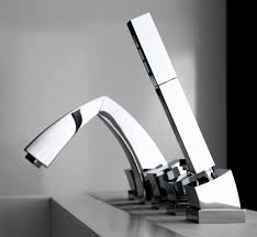 Stainless Steel Faucets Kitchen Perfect Lovely Giagni Fresco Stainless Steel 1 Handle Pull Down