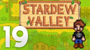 stardew valley plans for the silo part 19 gameplay