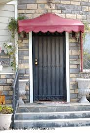 Front Porch Awnings Small Porch Awnings Exterior Planning Front Porch Awnings Grp Door