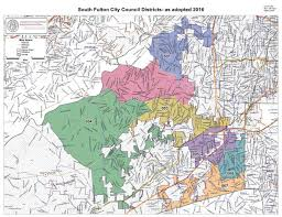 City Of Dallas Zoning Map by City Of South Fulton District Map Neighbornewsonline Com