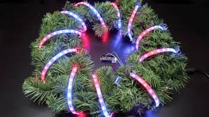 How To Wrap A Tree In Lights Adafruit Neopixel Digital Rgb Led Strip White 60 Led White Id
