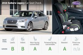 subaru legacy 2016 2016 subaru legacy car seat check news cars com