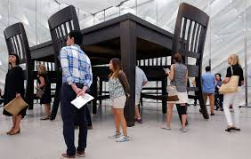 Chair Rentals Downtown Los Angeles Trendy Downtown L A Lures Hipsters And Tourists With Museums And