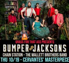 bumper jacksons w chain station the mallett brothers band