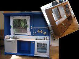 tv cabinet kids kitchen turn an old t v cabnet convert old tv cabinets into state of the