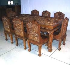 used wood dining table used dining room tables dining room used dining table and chairs
