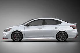 nissan sentra fuel economy nissan sentra nismo concept debuts with 240 hp turbo i 4 motor
