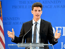 john f kennedy jack kennedy schlossberg how jfk u0027s grandson stepped into the