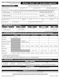 best kaiser permanente resume format photos simple resume office