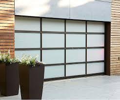 great garage doors glass panels glasses and window