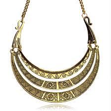 golden fashion necklace images Golden statement necklace buy statement necklace online at kacyworld jpg