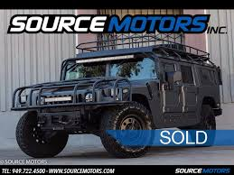 military hummer h1 used hummer h1 h1 hummer for sale california hummers for sale