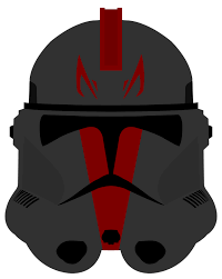 by p d clone trooper malian helmet by pd black on deviantart