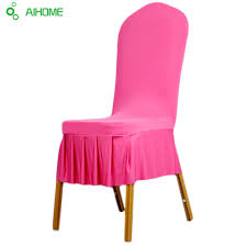 Stretch Chair Covers New Spandex Stretch Dining Chair Cover Machine Washable Restaurant