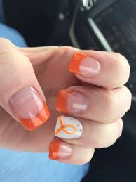 my ms nails for march awareness month nails pinterest cancer