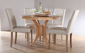 4 Seater Dining Table And Chairs Tremendeous Modern Glass Table Chrome Pedestal 4 Seater Of