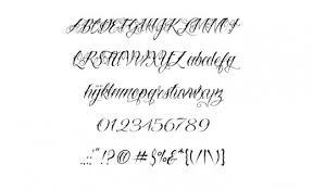 awesome rebel tattoo script fonts maker tattoomagz