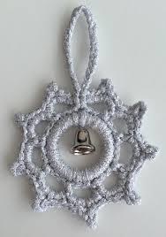 kerstornamentje made by marygold karácsonyi horgolt díszek