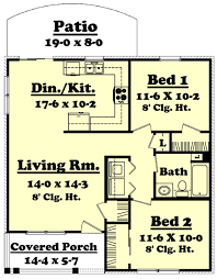 100 800 sq ft floor plans 2 bhk house plans at 800 sqft