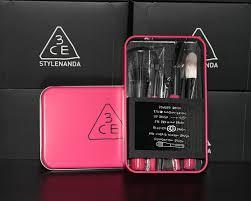 makeup set iron box case korea brand stylenanda 3ce makeup