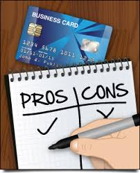 Personal Credit Card For Business Expenses Cons Of Getting A Business Card For Personal Use