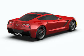 mustang stingray 2014 3d 2014 chevrolet corvette stingray cgtrader