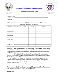 emergency drill report template printable drill report form fill printable