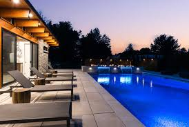 Backyard Led Lighting Portfolio Led Lighting Solutions And Outdoor Audio Conscape