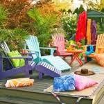Quick & Easy Outdoor Patio & Deck Decorating Ideas