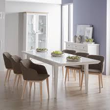 Esszimmertisch Paulina Esstisch Pariso 95x180 Weiß Landhausstil Erweiterbar