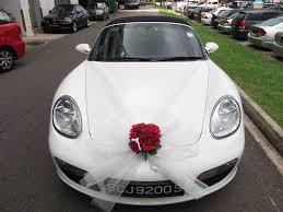 Wedding Car Decorations Car Decoration For Wedding Ideal Weddings