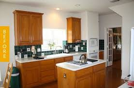 kitchen interior designer before after an interior designer remodels own kitchen kitchn