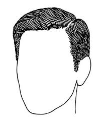 drawings of 1950 boy s hairstyles keeping it classy with the comb over