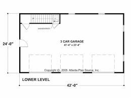 carriage house plans craftsman style carriage house with 3 car