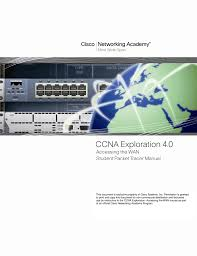 packet tracer assignements