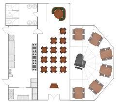 Design Restaurant Floor Plan Fast Casual Restaurant Floor Plan Design Elements Cafe And
