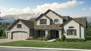 2 Story Homes by Virtual Home Tours Colorado Springs New Homes For Sale