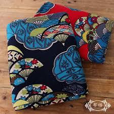 tissus d ameublement pour canapé 100 cm 145 cm coton japonais patchwork tissu tissu japonais