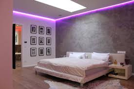 Schlafzimmer Beleuchtung Romantisch Indirektes Licht Schlafzimmer Wohndesign